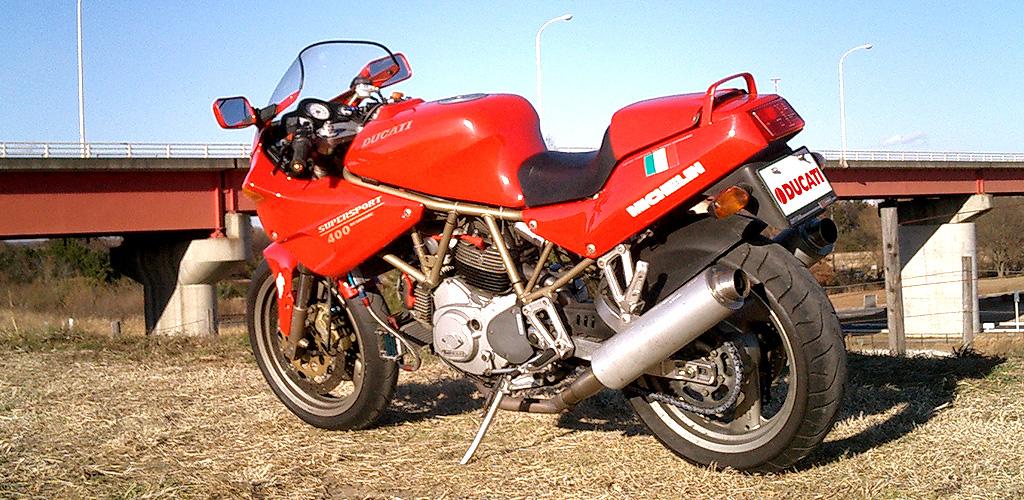My Ducati Ducati 400ss